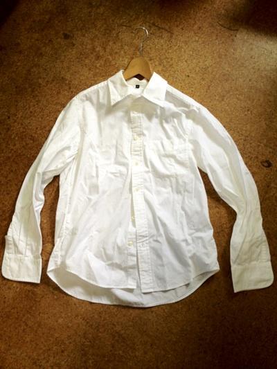 今年も買いました、無印良品のオーガニックコットンフランネルボタンダウンシャツ : Life is Prototyping